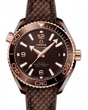 AAA Replica Omega Seamaster Planet Ocean 600M Co-Axial Master Chronometer Watch 215.62.40.20.13.001
