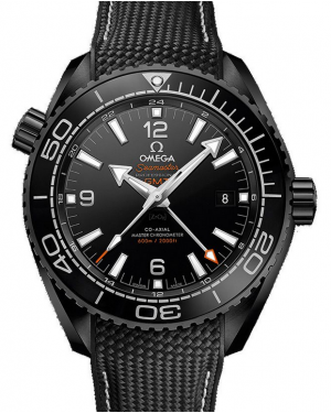 AAA Replica Omega Seamaster Planet Ocean 600M Co-Axial Master Chronometer Watch 215.92.40.20.01.001
