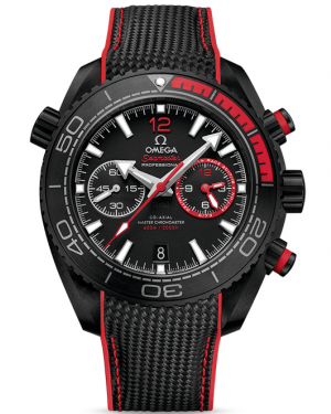 AAA Replica Omega Seamaster Planet Ocean 600M Co-Axial Master Chronometer Chronograph Deep Watch 215.92.46.51.01.002