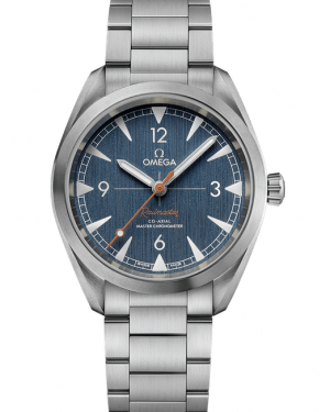 AAA Replica Omega Railmaster Co-Axial Master Chronometer 40mm Mens Watch 220.10.40.20.03.001