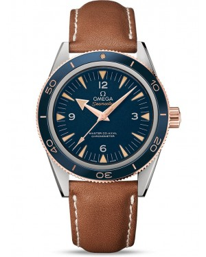 AAA Replica Omega Seamaster 300 Master Co-Axial 41mm Mens Watch 233.62.41.21.03.001