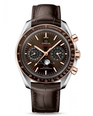 AAA Replica Omega Speedmaster Moonphase Co-Axial Master Chronometer Chronograph Mens Watch 304.23.44.52.13.001