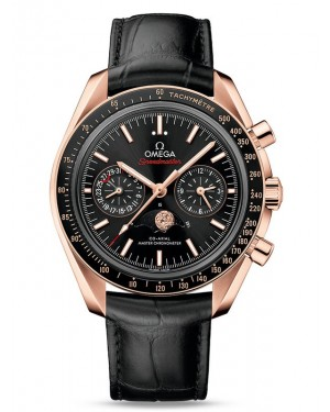 AAA Replica Omega Speedmaster Moonphase Co-Axial Master Chronometer Chronograph Mens Watch 304.63.44.52.01.001