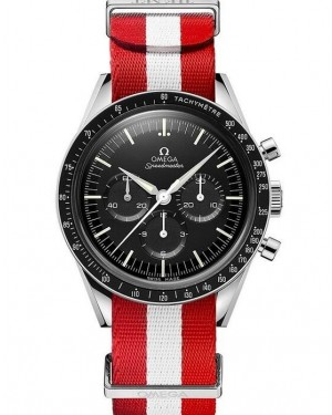 "AAA Replica Omega Speedmaster ""First Omega In Space"" The Met Edition Watch 311.32.40.30.01.002"