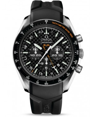 AAA Replica Omega Speedmaster HB-SIA GMT Chronograph SOLAR IMPULSE Mens Watch 321.92.44.52.01.001