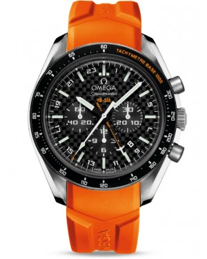 AAA Replica Omega Speedmaster HB-SIA GMT Chronograph SOLAR IMPULSE Mens Watch 321.92.44.52.01.003