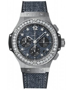 AAA Replica Hublot Big Bang Jeans Mens Watch 341.SX.2770.NR.1204.Jeans
