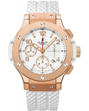 AAA Replica Hublot Big Bang Gold White Ladies Watch 341.pe.230.rw PORTO CERVO