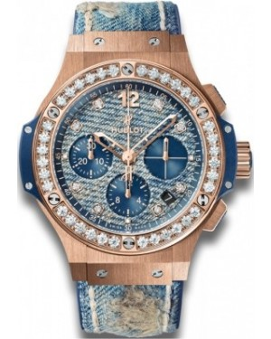 AAA Replica Hublot Big Bang Jeans Midsize Watch 341.pl.2780.nr.1204.jeans