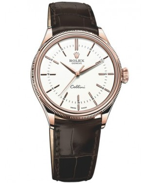AAA Replica Rolex Cellini Time 39mm Mens Watch 50505-0020