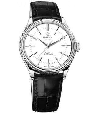 AAA Replica Rolex Cellini Time 39mm Mens Watch 50509-0016