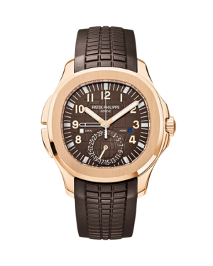 AAA Replica Patek Philippe Aquanaut Travel Time Watch 5164R-001