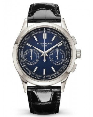 AAA Replica Patek Philippe Complications White Gold Mens Watch 5170P-001