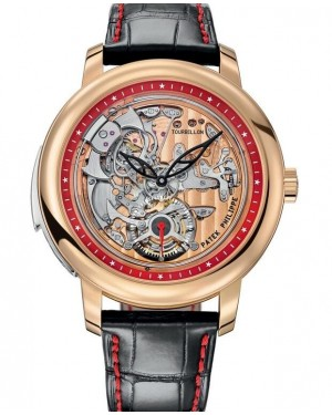 AAA Replica Patek Philippe Minute Repeater Tourbillon Mens Watch 5303R-010