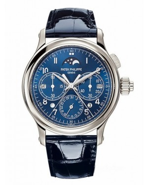 AAA Replica Patek Philippe Grand Complications Platinum Mens Watch 5372P-001