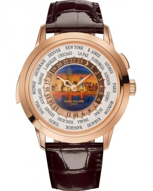 AAA Replica Patek Philippe World Time Minute Repeater New York 2017 Limited Edition Watch 5531R-011