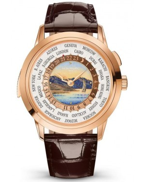 AAA Replica Patek Philippe World Time Minute Repeater Watch 5531R