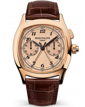 AAA Replica Patek Philippe Grand Complications Split-Seconds Chrongraph Watch 5950R-001