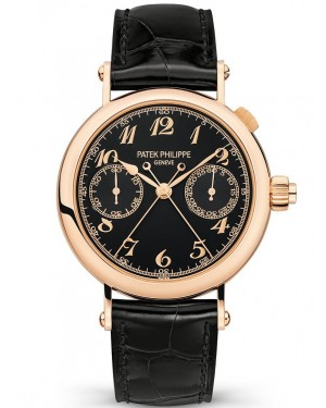 AAA Replica Patek Philippe Grand Complications Split-Seconds Chronograph Watch 5959R-001