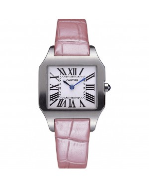 Cartier Santos 100 Polished Stainless Steel Bezel 621922