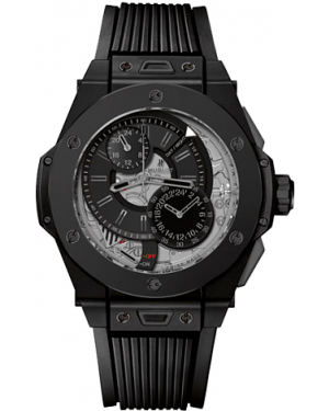 AAA Replica Hublot Big Bang Alarm Repeater All Black Watch 403.CI.0140.RX