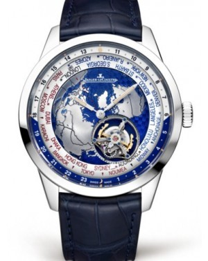 AAA Replica Jaeger-LeCoultre Geophysic Tourbillon Universal Time Watch 8126420