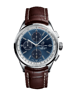 AAA Replica Breitling Premier Chronograph 42 Mens Watch A13315351C1P1