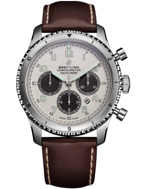 AAA Replica Breitling Navitimer Aviator 8 B01 Chronograph 43 Limited Edition Watch AB01171A/G839