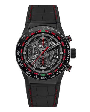AAA Replica TAG Heuer Carrera Calibre Heuer 01 Automatic Chronograph Las Vegas Limited Edition Watch CAR2A1G.FC6400