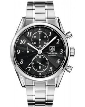 AAA Replica Tag Heuer Carrera Heritage Automatic Chronograph Mens Watch cas2110.ba0730