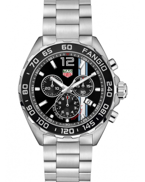 AAA Replica TAG Heuer Formula 1 Chronograph Fangio Edition Watch CAZ101H.BA0842