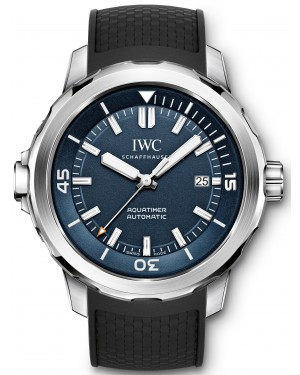 AAA Replica IWC Aquatimer Expedition Jacques-Yves Cousteau Automatic 42mm Mens Watch IW329005