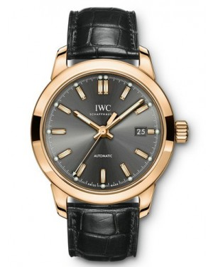 AAA Replica IWC Ingenieur Rose Gold Automatic Watch IW357003