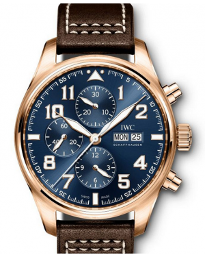 AAA Replica IWC Big Pilot's Chronograph Le Petit Prince Mens Watch IW377721