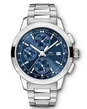 AAA Replica IWC Ingenieur Stainless Steel Chronograph Watch IW380802