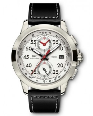 "AAA Replica IWC Ingenieur Chronograph Sport Edition ""50th anniversary of Mercedes-AMG"" Watch IW380902"