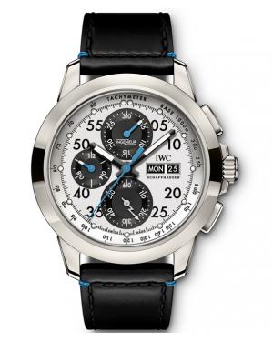 "AAA Replica IWC Ingenieur Chronograph Sport Edition ""76th Members' Meeting at Goodwood"" Watch IW381201"