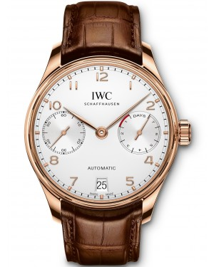 AAA Replica IWC Portugieser Automatic 7 Day Power Reserve Mens Watch IW500701