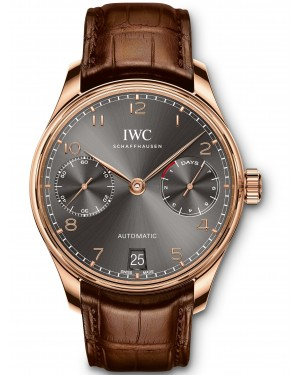 AAA Replica IWC Portugieser Automatic 7 Day Power Reserve Mens Watch IW500702