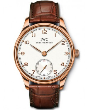 AAA Replica IWC Portugieser Automatic White Dial Watch IW545409