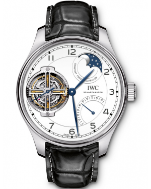 """AAA Replica IWC Portugieser Constant-Force Tourbillon Edition """"150 Years"""" Watch IW590202"""