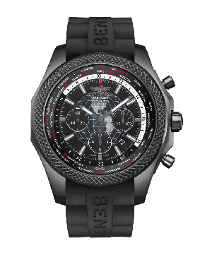 AAA Replica Breitling Bentley B05 Unitime Midnight Carbon Limited Mens Watch MB0521V4/BE46/244S/M20DSA.4