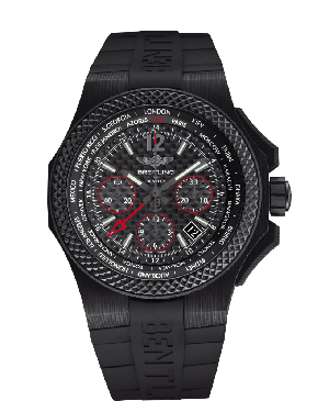 AAA Replica Breitling Bentley GMT B04 S Carbon Body Carbon Limited Mens Watch NB0434E5/BE94/232S/X20DSA.4