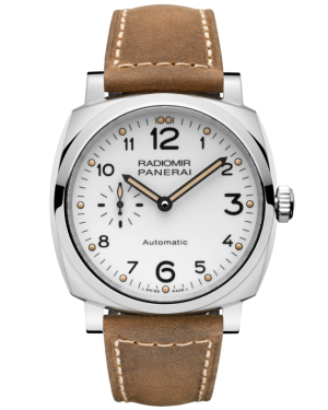 AAA Replica Panerai Radiomir 1940 3 Days Automatic Acciaio Mens Watch PAM00655