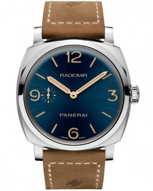 AAA Replica Panerai Radiomir 1940 3 Days Automatic Acciaio Mens Watch PAM00690