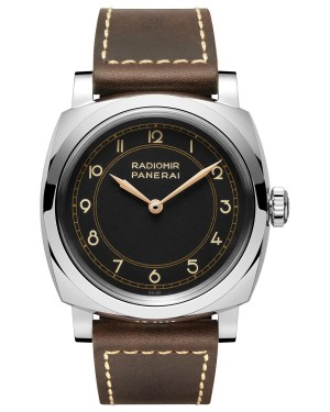 AAA Replica Panerai Radiomir 1940 3 Days Acciaio 47mm Mens Watch PAM00790