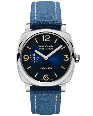 AAA Replica Panerai Radiomir 1940 3 Days Automatic Acciaio 42mm Mens Watch PAM00933