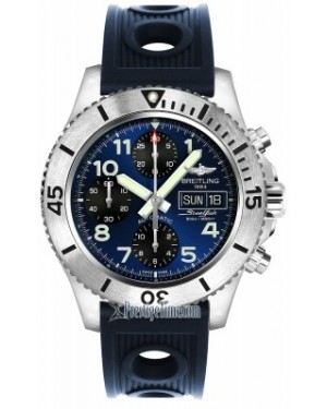 AAA Replica Breitling Superocean Chronograph Steelfish 44 Mens Watch a13341c3/c893-3or