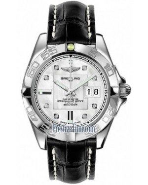 AAA Replica Breitling Galactic 41 Mens Watch a49350L2/a702-1ct