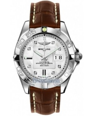 AAA Replica Breitling Galactic 41 Mens Watch a49350L2/a702-2ct